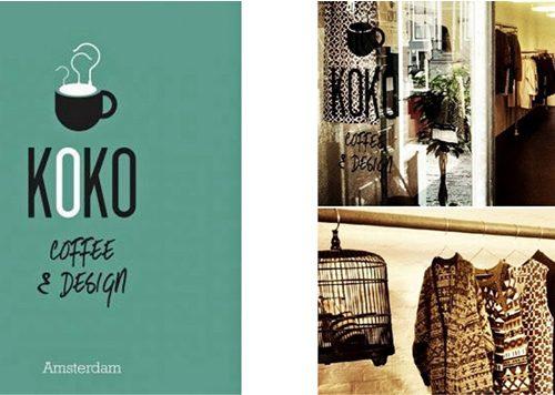 Koko Coffee & Design, Amsterdam