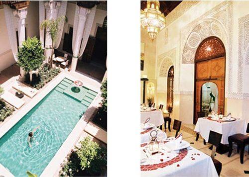 Riad Slitine, Marrakech
