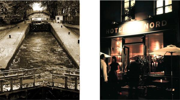 Canal St. Martin, Parijs