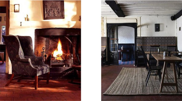 The Olde Bell Inn Engeland