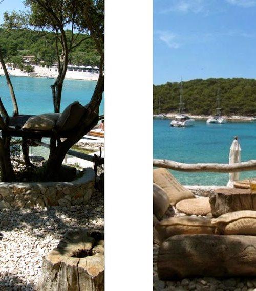 Laganini Beach Bar, Kroatië