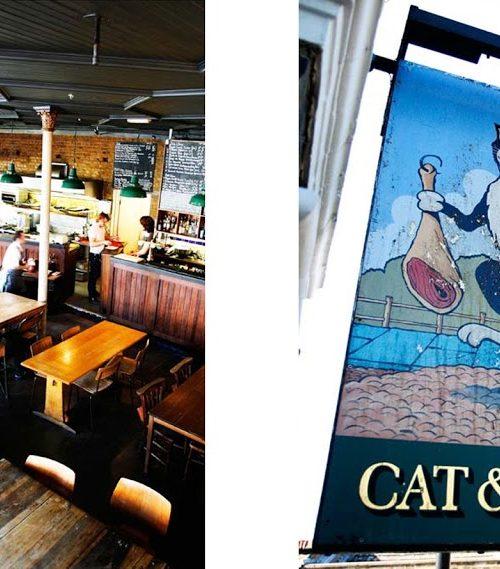 Cat & Mutton, Londen