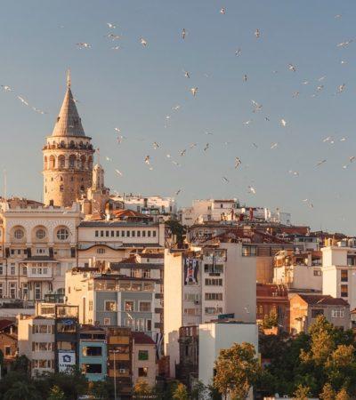 Istanbul - Barts Boekje