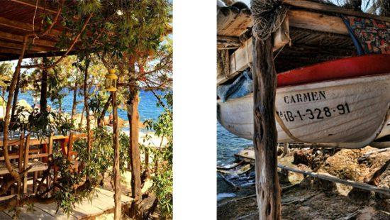 Ses Boques, Ibiza
