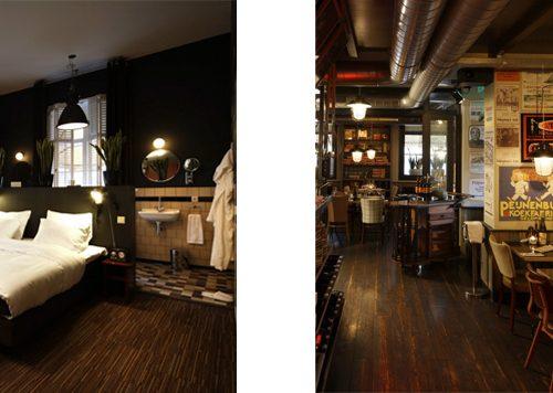 Hotel Nijver / Kaffee Peijnenburg, Geldrop