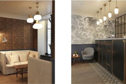 Barts Boekje - Hotel Paradis Paris