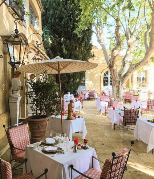 Villa Gallici, Aix-en-Provence, Frankrijk