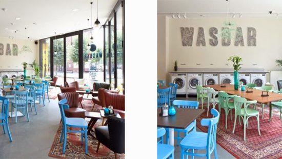 Wasbar, Antwerpen (\'t Zuid) - Barts Boekje