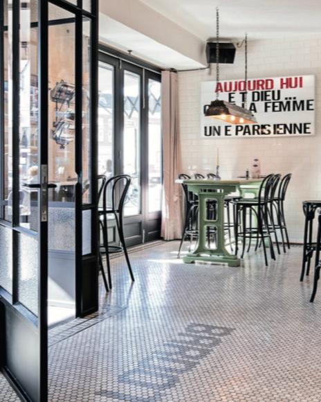 Brasserie Bardot, Breda