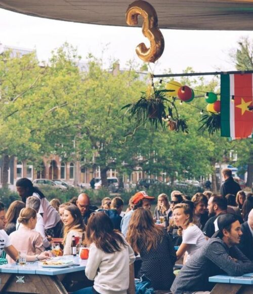 Waterkant, Amsterdam (West)