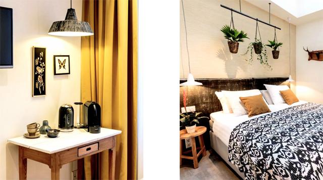 Barts Boekje - Hotel Dwars Amsterdam