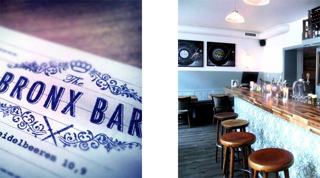 Barts Boekje - Bronx Bar Dusseldorf