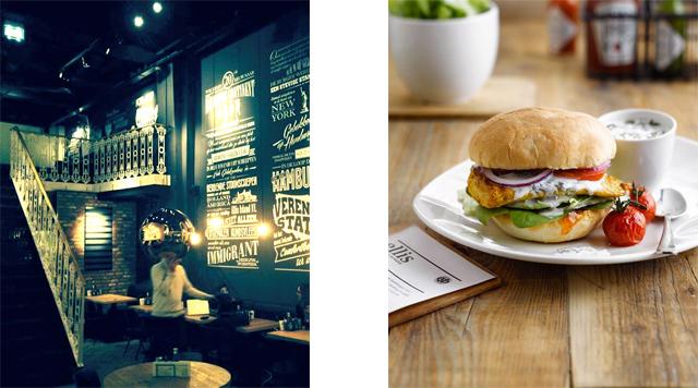 Barts Boekje - Ellis Gourmet Burger Rotterdam