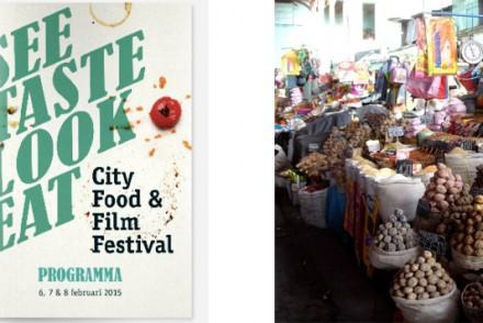 Barts Boekje - City Food en Film Festival