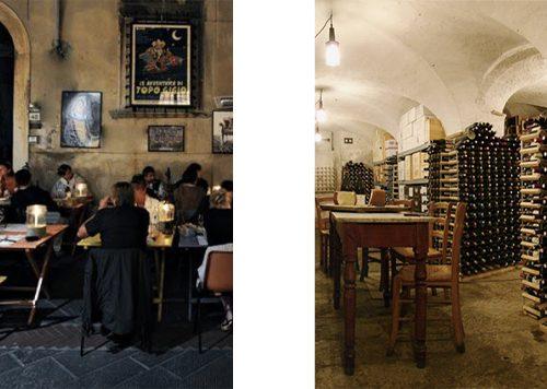 L'Enoteca Marcucci, Italie (Storie di Stile)
