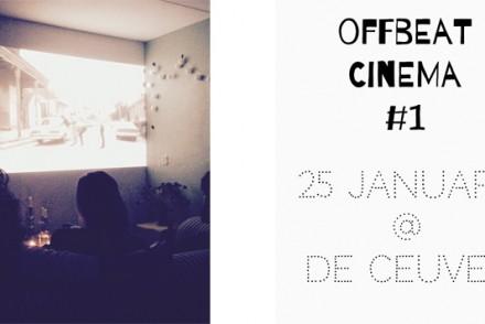 Barts Boekje - Off Beat Cinema Amsterdam de Ceuvel