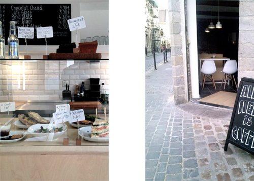 Caféine Coffee, Lille