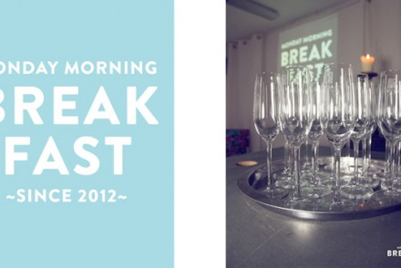 Barts Boekje - monday morning breakfast