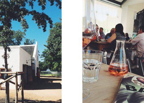 Babylonstoren, Kaapstad