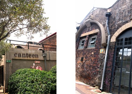 Arts on Main, Maboneng Precinct, Johannesburg