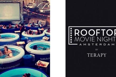 Barts Boekje - rooftop movie