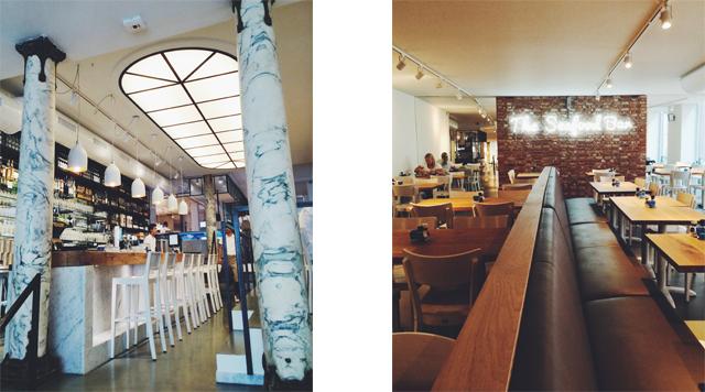 The seafood bar 2 amsterdam centrum barts boekjebarts for Seafood bar van baerlestraat