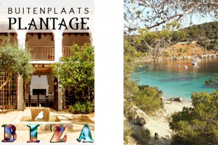 Barts Boekje Buitenplaats Ibiza