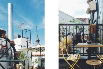 Barts Boekje - The Hat Rooftop