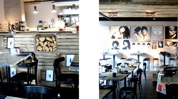 Alan en Pim's, Rotterdam