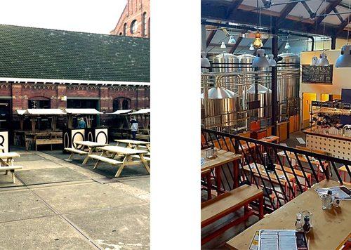 Brouwerij Troost Westergas, Amsterdam