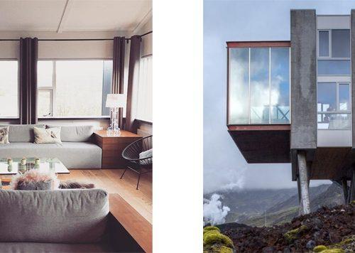 ION Hotel, IJsland