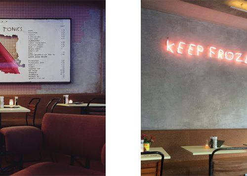 Bar Basquiat, Amsterdam (Oost)