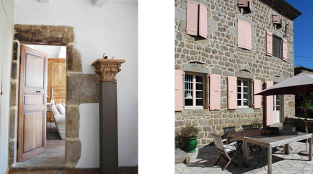 Barts-Boekje-Maison Craux Frankrijk