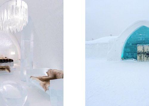 Icehotel, Jukkasjärvi (zweden)