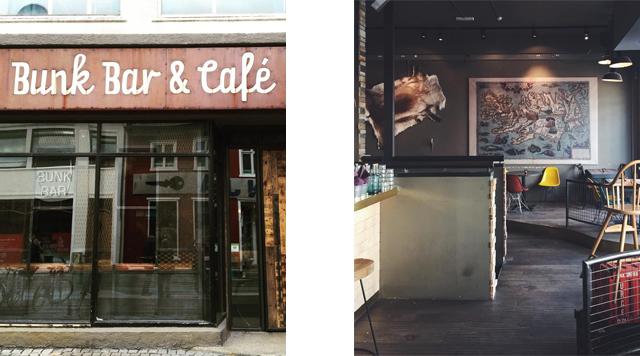 Barts-Boekje-Bunk Bar en Cafe Reykjavik