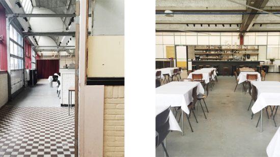 Restaurant DS @ De School, Amsterdam (west)