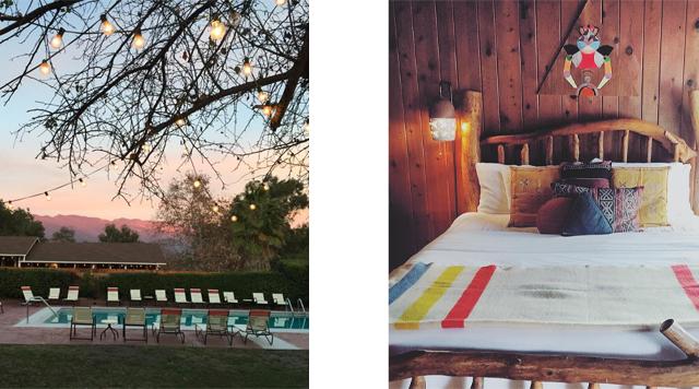 Barts-Boekje- ojai rancho inn