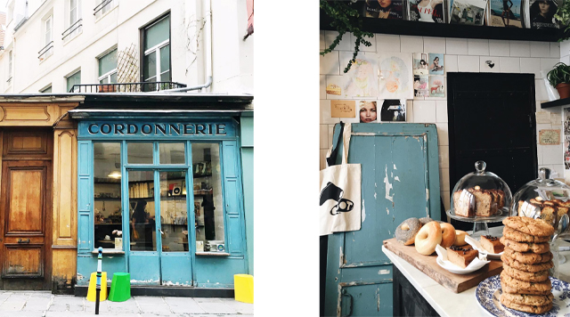 Barts-Boekje-Boot Cafe Paris