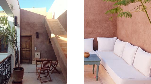 Barts-Boekje-Riad Up Marrakech