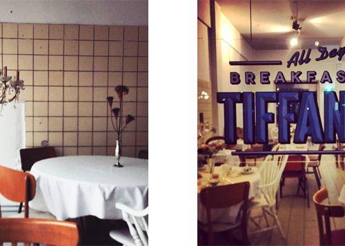All Day Breakfast at Tiffany's, Rotterdam