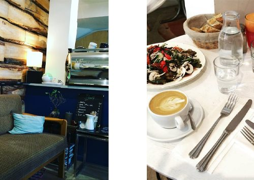 Koffiezaak Blackburn, Parijs
