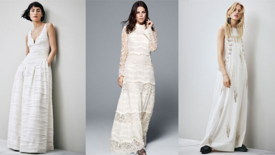 H&M Bridal Collection