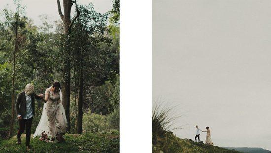Lara & Cass – The Aussie Wedding