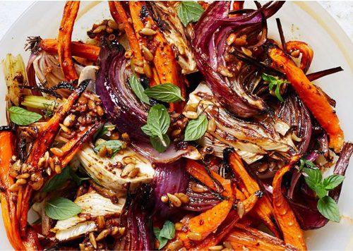 25+ x restaurants waar je lekker vegetarisch eet
