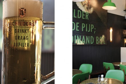 Barts-Boekje-Café-Schilders Amsterdam
