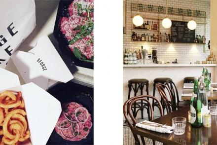 Barts-Boekje- Deliveroo Cafe George