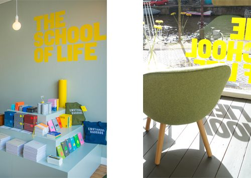 The School of Life, Amsterdam