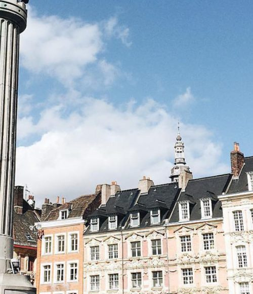 12 x tips in Lille