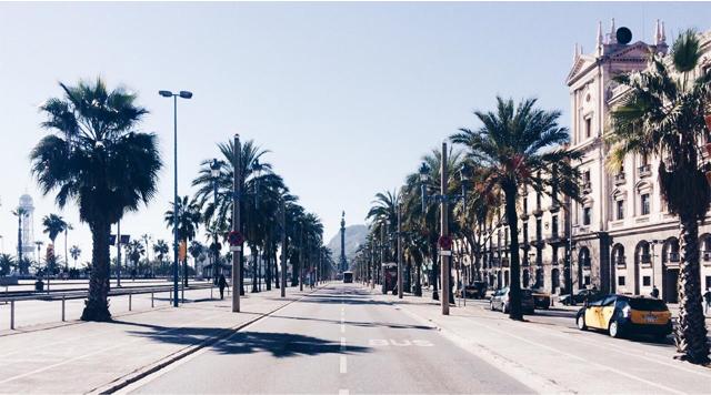 Barts-Boekje- Barcelona