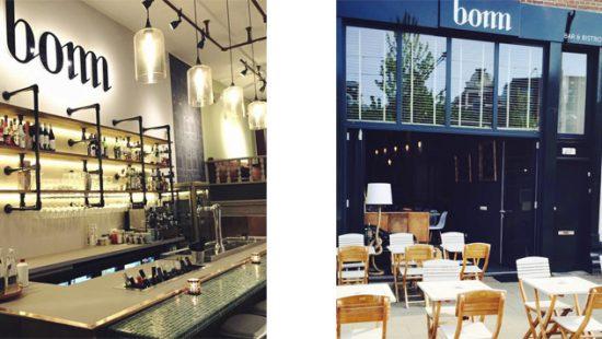 Bar Bistro Bomm Rotterdam
